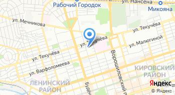 МБОУ Лицей №50 при ДГТУ на карте