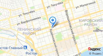 Нотариус Болдарев В.Л. на карте