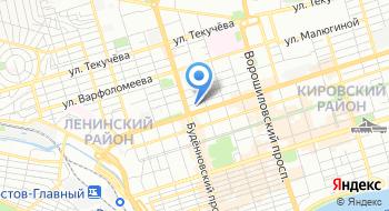 Ресторан быстрого питания Ирис на карте
