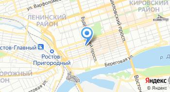 In61.ru на карте