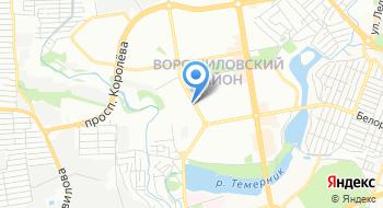 Магазин Рукодельница на карте