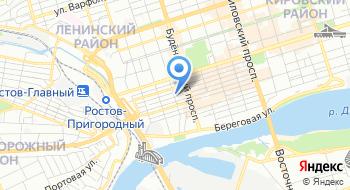 МУП МТК Ростовпассажиртранс на карте