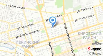 НТП Дон на карте