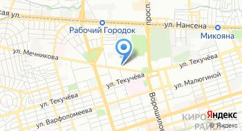 Охранное агентство Компания ТРИатон на карте