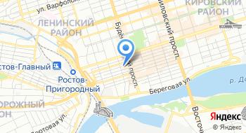 Муниципальная Транспортная Компания Ростовпассажиртранс на карте