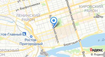 Мастерская Мирошникова на карте