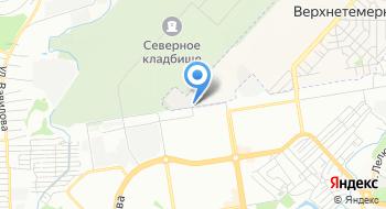 М-сервис Ростов на карте