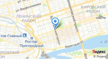 Урал-Дон-Агросервис на карте