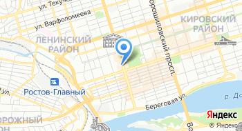 Кавжелдорпроект филиал Росжелдорпроект на карте