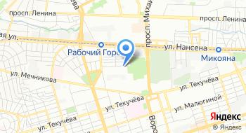 Отдел полиции № 5 УМВД России по городу Ростову-на-Дону на карте