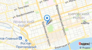 Городская больница №8 Стоматологическое отделение на карте