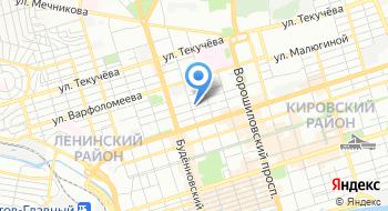 Рекрутинговое агентство АСА Персонал на карте