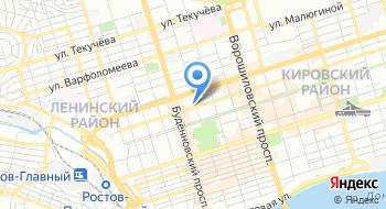 МБОУ Гимназия №36 на карте