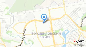 Дон-Лидер на карте