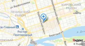 Дом мод Елены Грималовской на карте