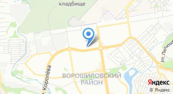 Ростовская областная коллегия адвокатов Ткачевы и партнеры на карте