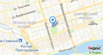 Единая диспетчерская служба МЧС РФ на карте