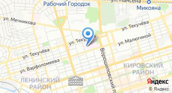 ГБУ РО Психоневрологический диспансер на карте