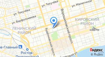 РОО ТСХ Авангард на карте