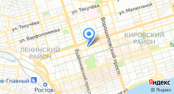 Фкуз Ростовский противочумный институт Роспотребнадзора на карте