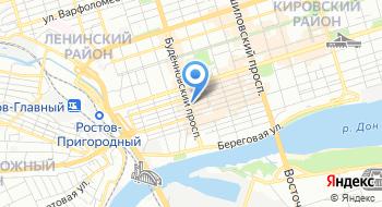Ростов-Оптик на карте