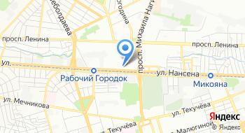 Монтажная компания Домофон-Юг на карте