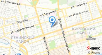 Магазин Секонд хендМ на карте