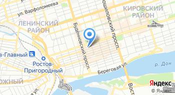 Связи.Net на карте