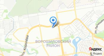 Террикон на карте