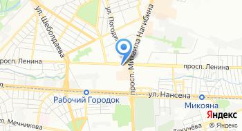 Региональное отделение Политической партии Партия налогоплательщиков России в Ростовской области на карте