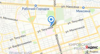 Курьер-Сервис на карте