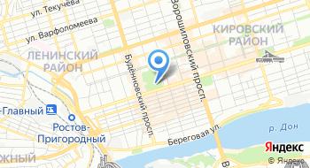 Городской культурно-досуговый центр имени Максима Горького на карте