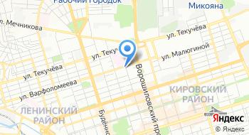 Ателье Светланы Фроловой на карте