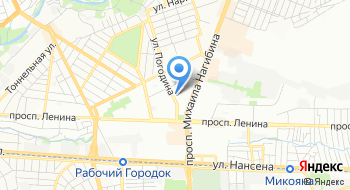 ИнтехГеоТранс-Юг на карте
