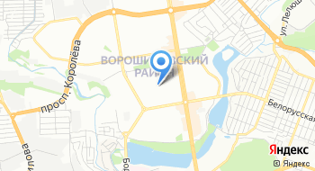 Ростовская региональная общественная организация Федерация Кёкусинкай России на карте