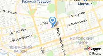 Больница для взрослых на карте