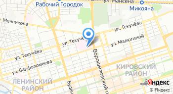 Центр офтальмологии имени К.Х. Орлова на карте