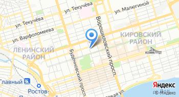 Химчистка Ростовчанка на карте