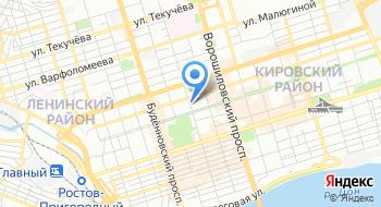 Магазин Скрепочка на карте