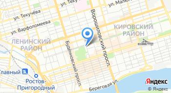 Автопоиск-юг Автоэксперт на карте