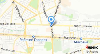 Интернет-магазин Хозяюшка на карте