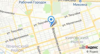 Больница №1 имени Н.А. Семашко Детское оториноларингологическое отделение на карте