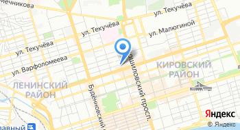 Независимая регистраторская компания на карте