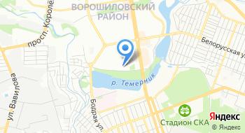 Магазин Ростовское время на карте
