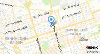 Союз-Печать на карте