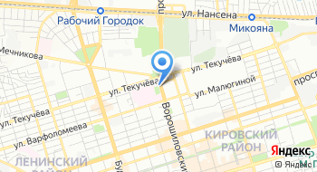 Медицинский центр Наука на карте