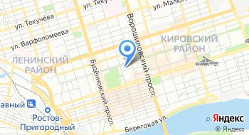 Российская академия государственной службы при президенте РФ на карте