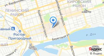 ТеплоКоммунЭнерго на карте