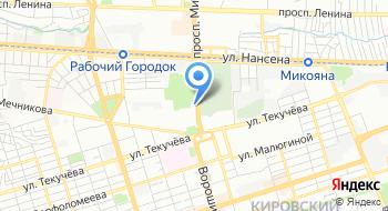 ГБОУ ВПО Донской государственный технический университет Студенческий городок на карте