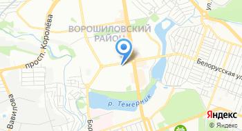 Фея, офис на карте